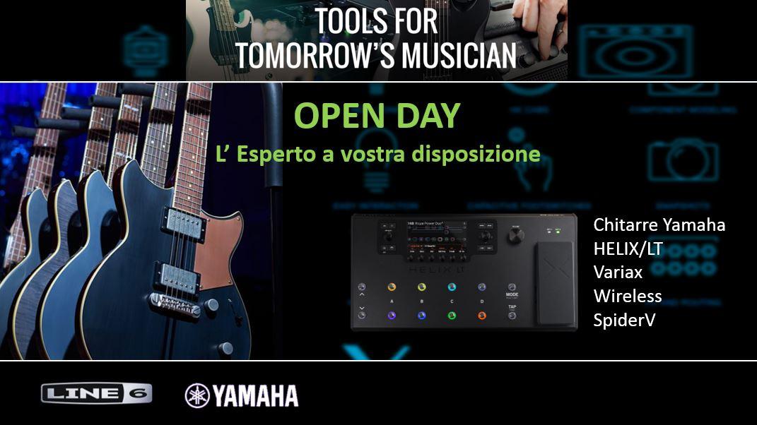 Andrea Marinoni Open Day l esperto