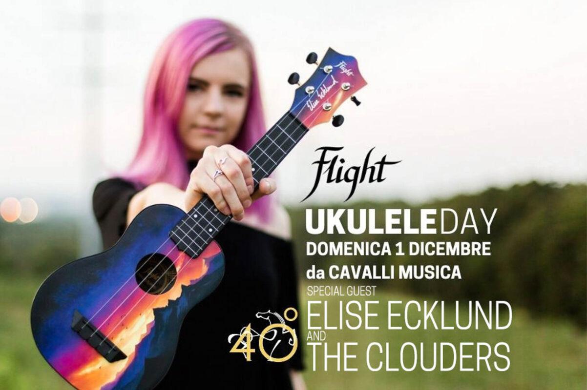 Flight Ukulele - Elise Ecklund